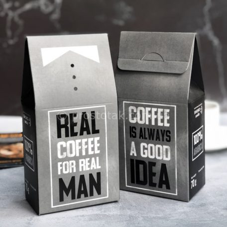 Подарочный кофе для мужчин арабика (зерно)