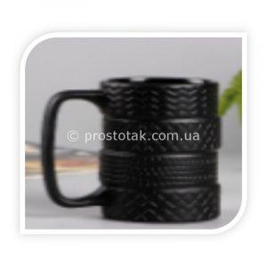 Чашка «Шины»