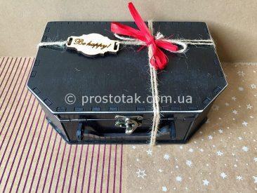 Купить деревянные коробки чемоданы