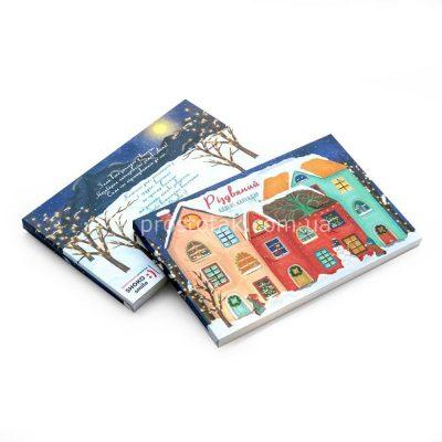 Рождественский адвент календарь купить в Киеве