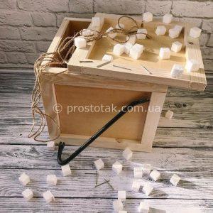 ящик с монтировкой