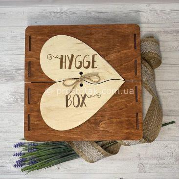 Подарки для женщин Hygge box