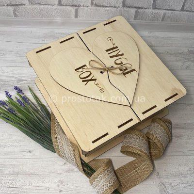 Подарки для женщин Hygge box №1