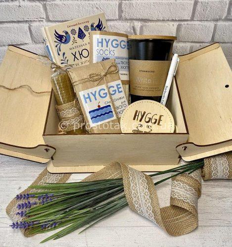 Набір Hygge box №1