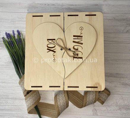 Подарунки для жінок Hygge box №1