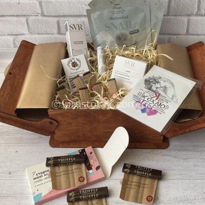 Набір «Beauty box» з косметикою