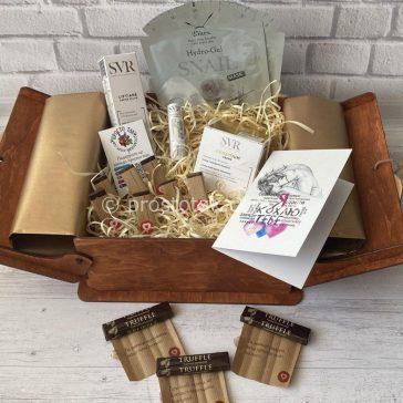 """Набор """"Beauty box"""" с косметикой SVR"""