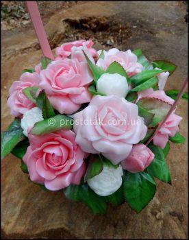 Кошик троянд (мило)