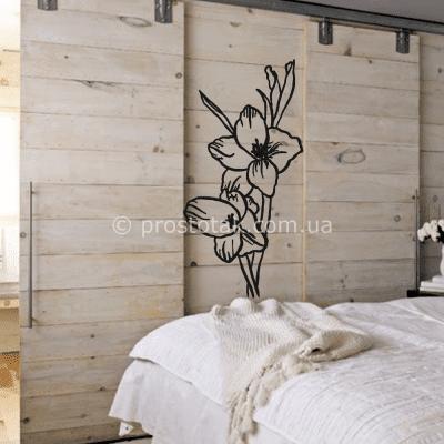 """Декор на стіну квіти """"Весна"""""""
