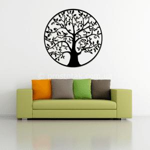 Декор---дерево-с-птичками-75х75