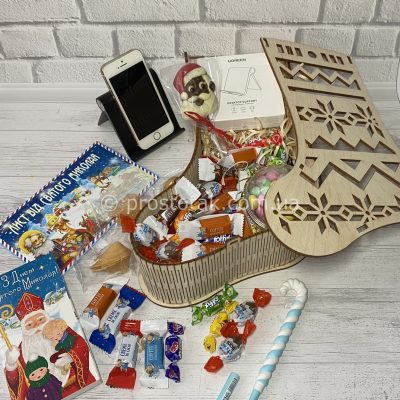 Новогодние подарки в Украине. Киев.