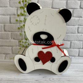 Коробка для подарка мишка Тедди. Тедди бокс.
