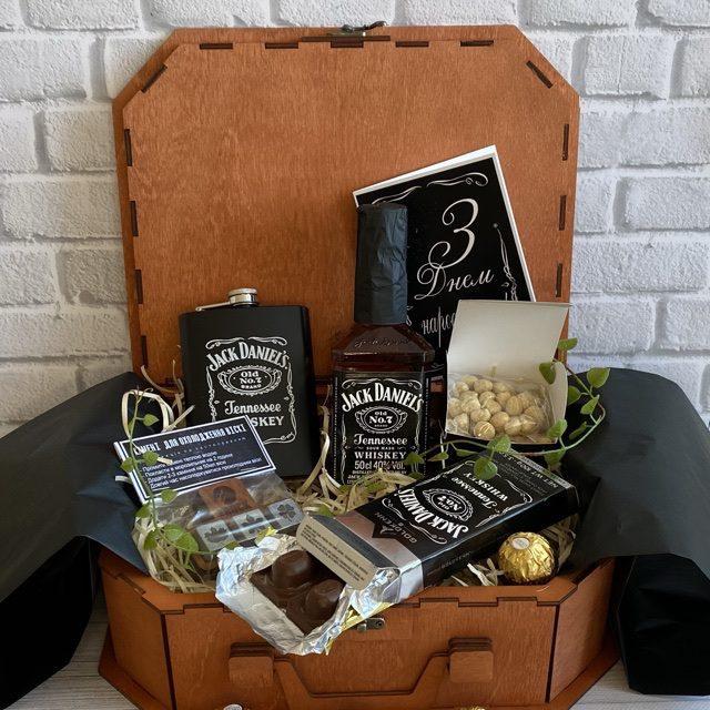 Подарунок для чоловіка на День народження box №36-1