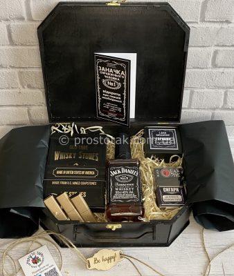 Набір для чоловіка з сигаретами Black Devil