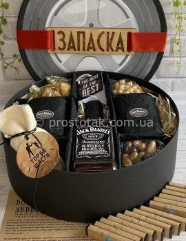 Набор с виски для мужчины на День рождения