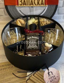 Мужчине на День рождения набор виски со стаканами