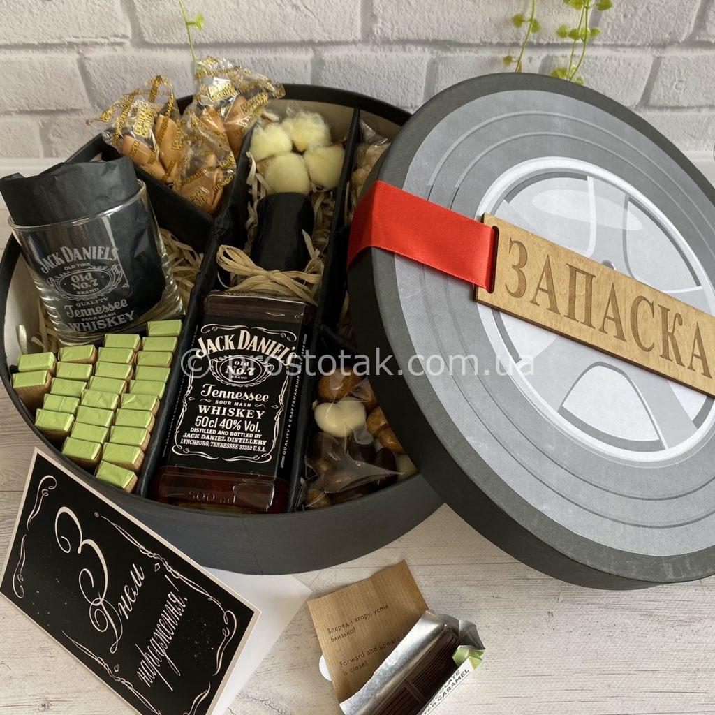 Подарунки для чоловіків із алкоголем