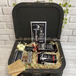 Подарок для мужчины с Теннесси виски Jack Daniel's