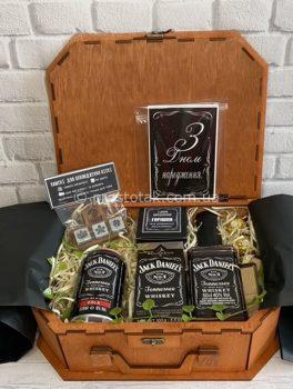 Подарок руководителю на день рождения с алкоголем