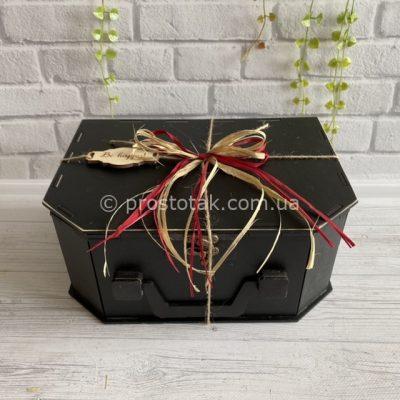 Подарок на День рождения в дизайне Jack Daniel's
