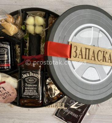 Оригінальний подарунок з віскі Jack Daniels
