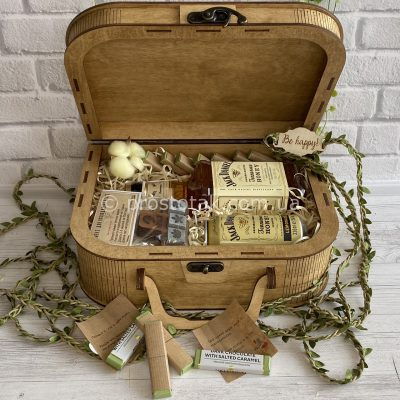 """Подарунок для чоловіка з медовими віскі """"Honey aroma"""" -Vip.2"""