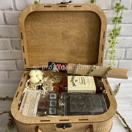 Подарок для мужчины с ликером Jack Daniel's «Honey aroma» Vip.4