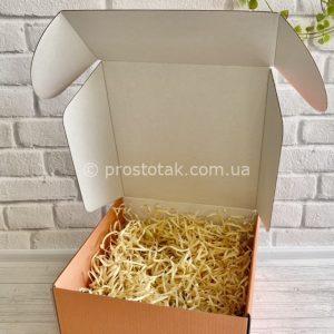 Коробка из гофрокартона 20Х20Х10см