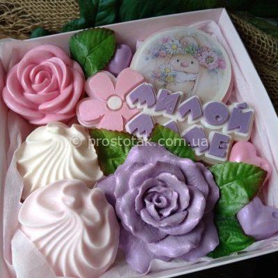 Подарки мамам мыло милой маме купить
